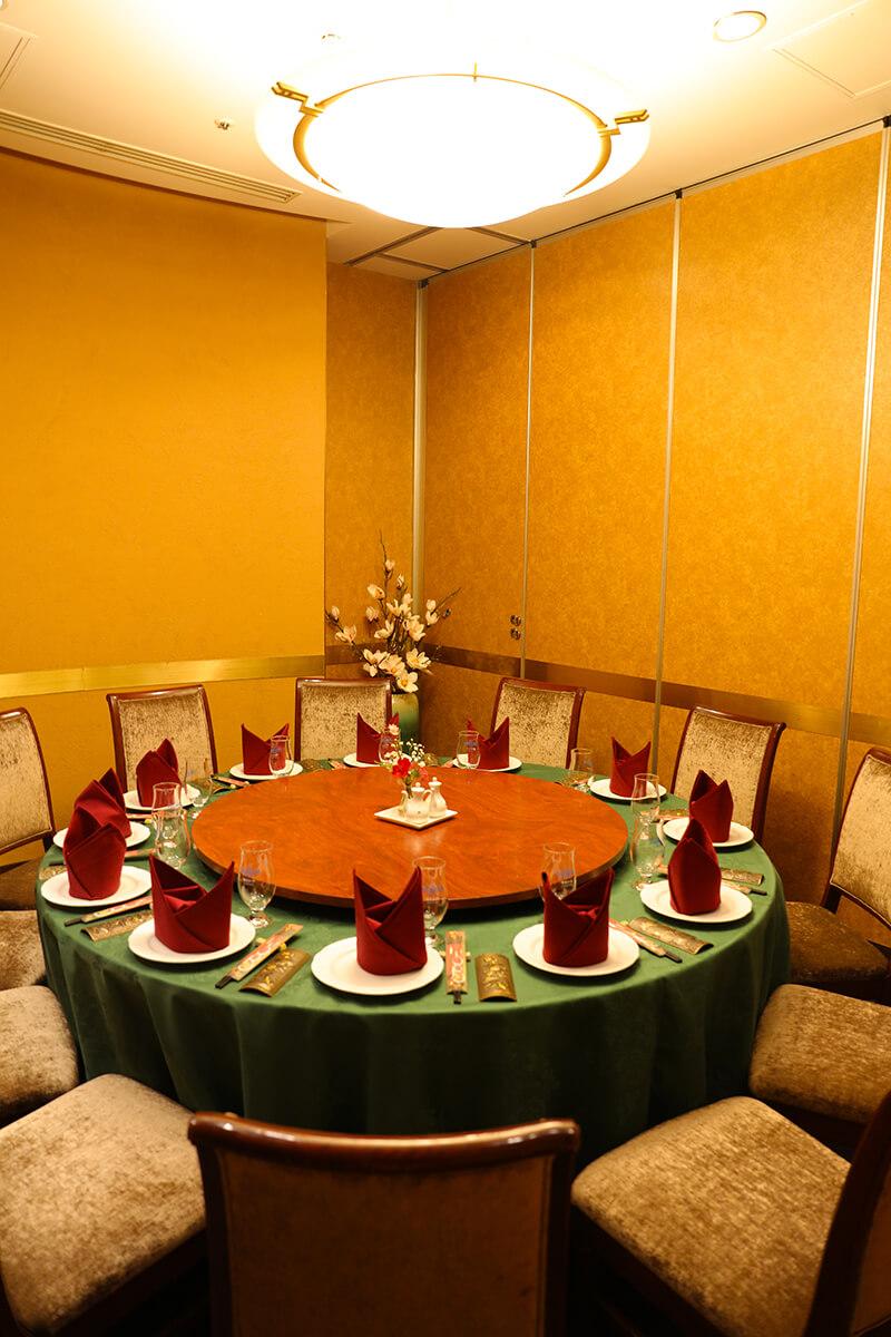 宴会におすすめな完全個室