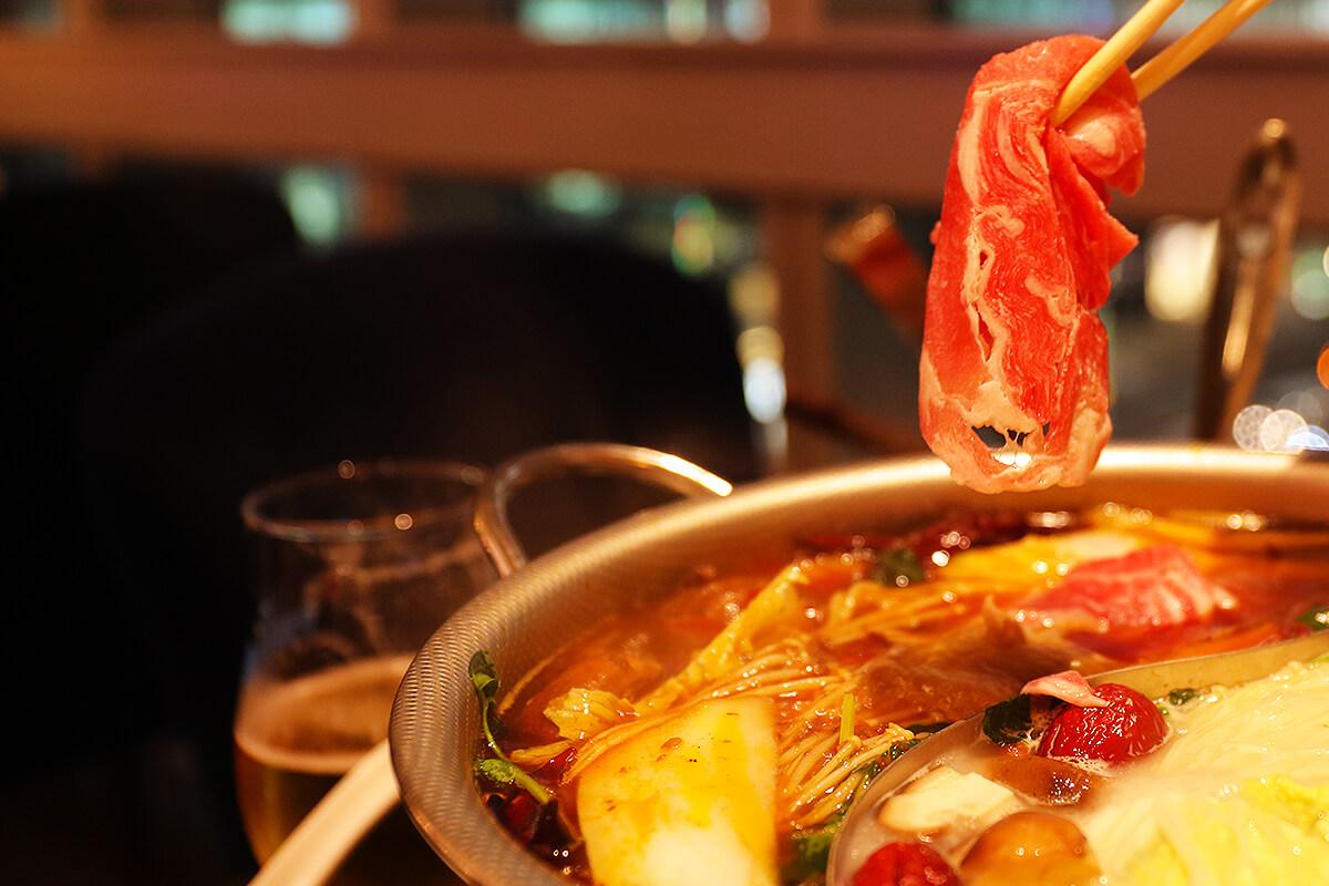 日本橋で宴会に火鍋といえば盤古殿がおすすめ