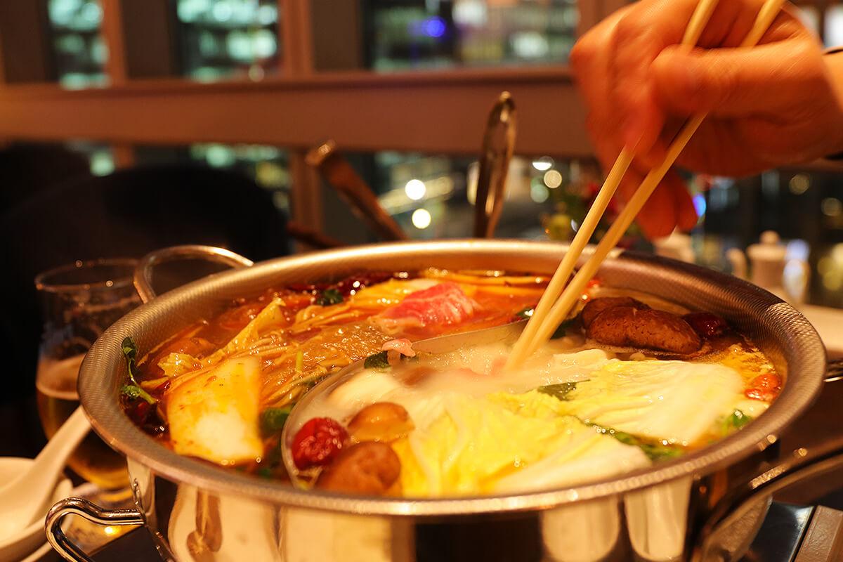 火鍋の美味しい召し上がり方